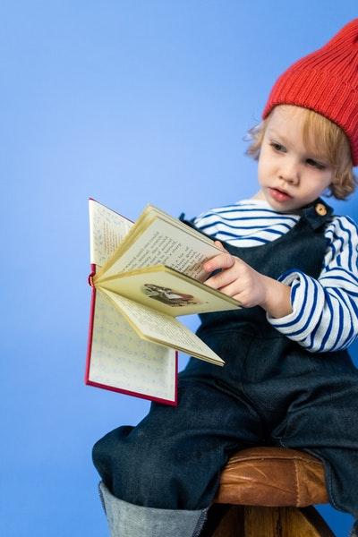Jakie książki dla dziecka? Co kupić?