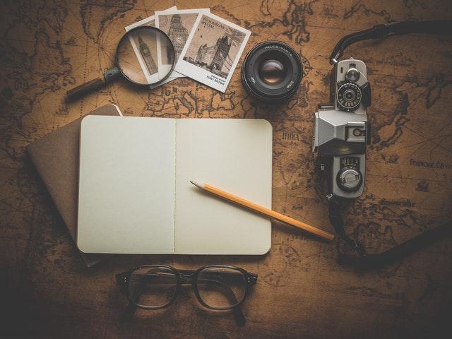 planner podróży, co zabrać w podróż