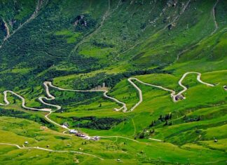 podróż w góry, co zabrać w podróż, co zabrać w góry