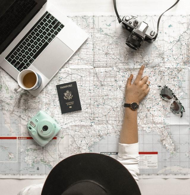 podróżowanie, co zabrać w podróż