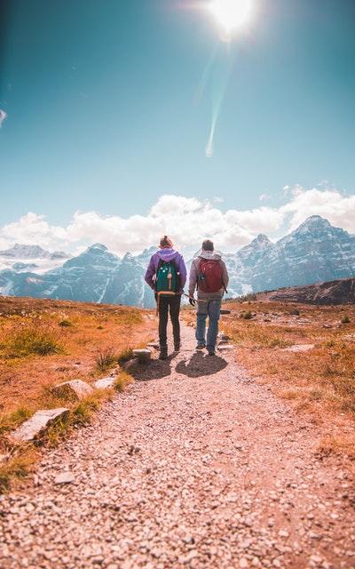 wakacje w górach, co zabrać