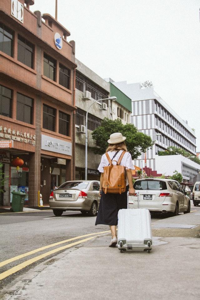 walizka na podróż, co zabrać w podróż