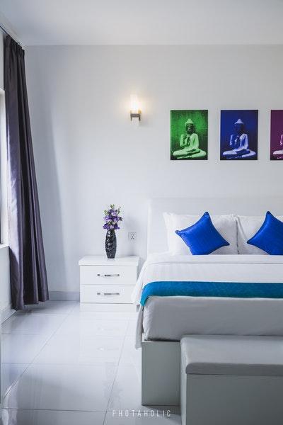 sypialnia jak z katalogu