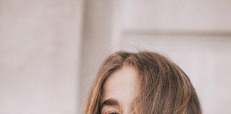 Efekt przedłużania włosów